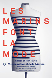 Sailor chic in Paris