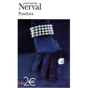 Pandora - Nerval (Folio poche)